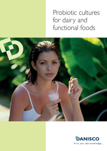 Probiotic Dairy Cultures