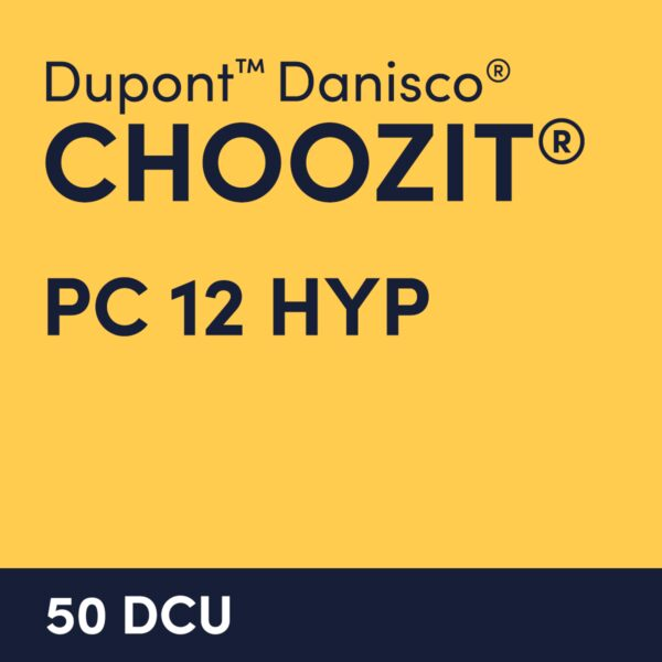 cultures choozit PC 12 HYP 50 DCU