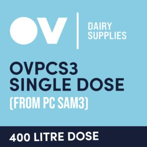 Cheese culture OVPCS3 single dose (from PC SAM3) 400 Litre