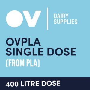 Cheese culture OVPLA single dose (from PLA) 400 Litre