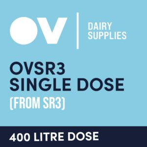 Cheese culture OVSR3 LYO single dose (from SR3) 400 Litre