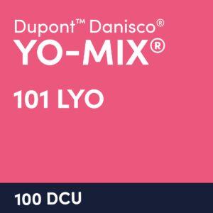 YO Mix 101 LYO 100 DCU