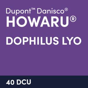 Howaru Dophilus LYO 40DCU