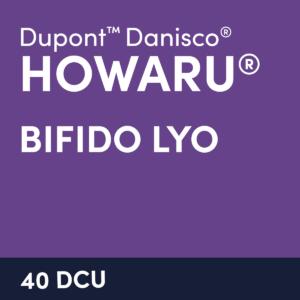 Howaru Bifido LYO 40DCU